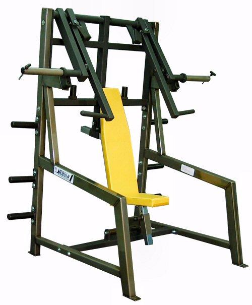 The Difference Between A Chest Press Machine A Bench: Incline Bench Machine